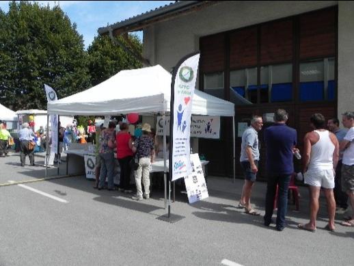 Fête Du Village D'Arbent – Août 2019